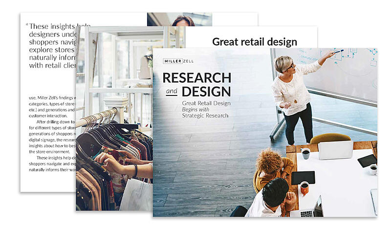Great retail design begins with strategic research