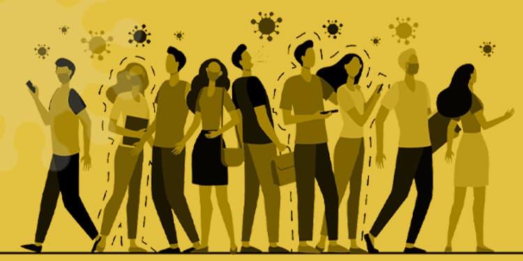 COVID influencing shopper behavior