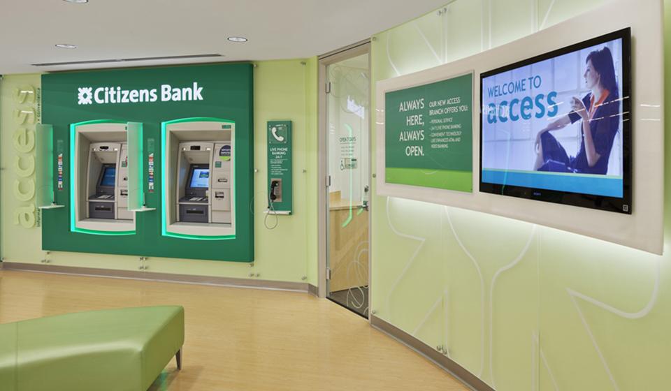 Retail Logistics: Citizens Bank