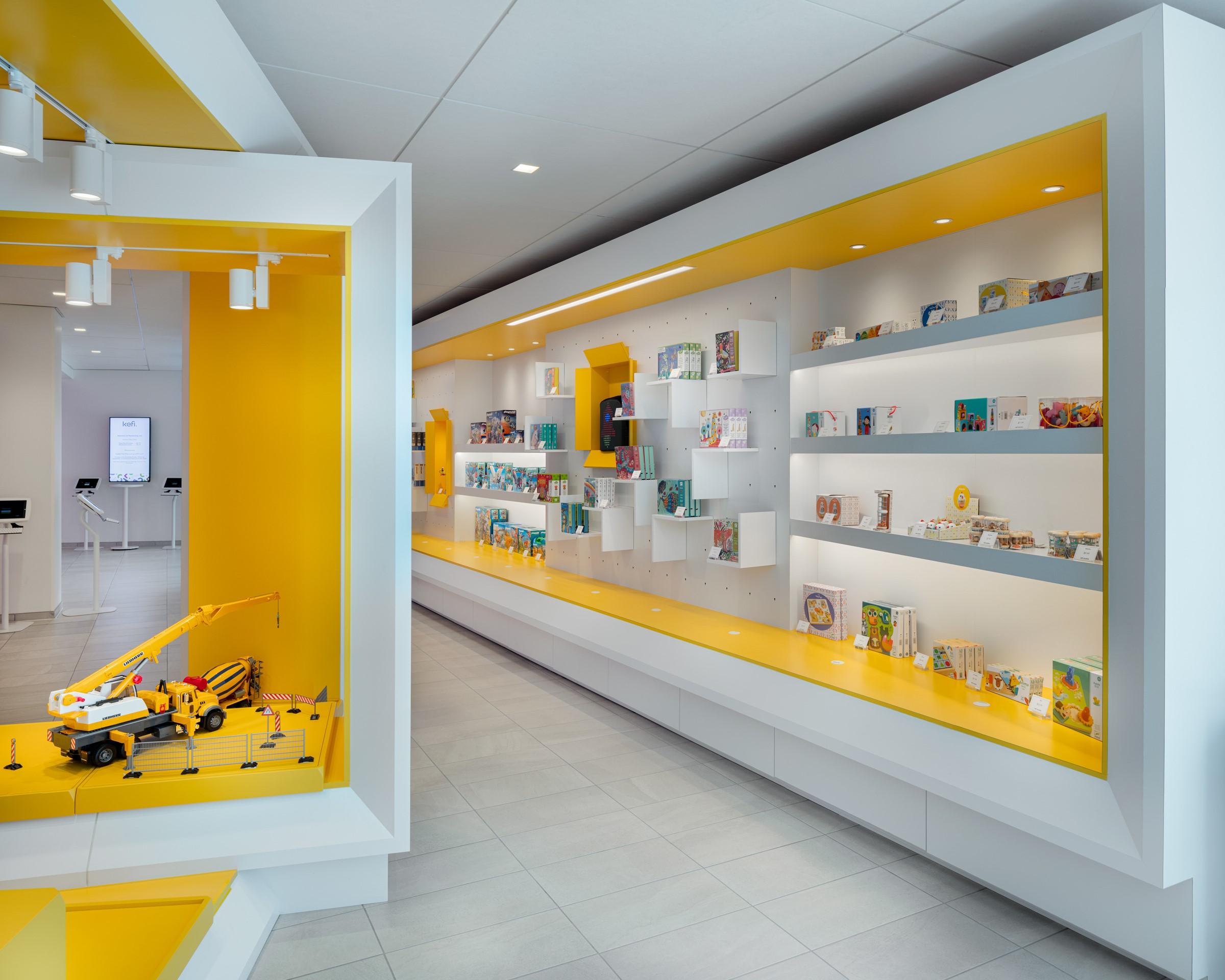 Retail Design: Kefi