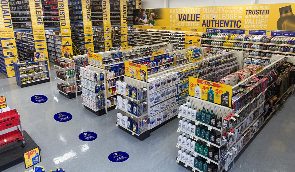 Retail CX: NAPA + COVID-19