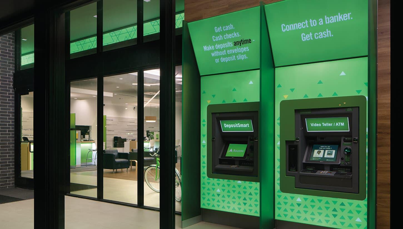 Regions Bank Kiosks