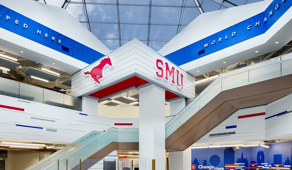 Collegiate Design: SMU Student Center