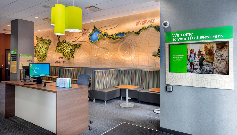 Design Integration: TD Bank