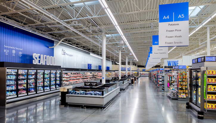 Walmart Swipe Up Meat