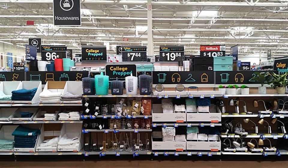 Walmart Retail Localization
