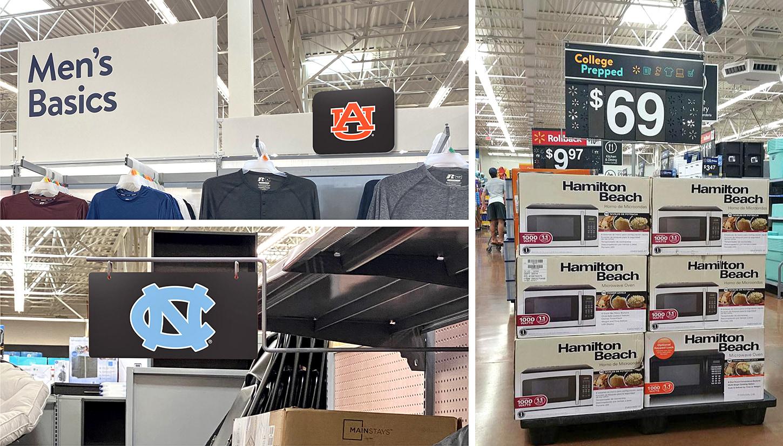 Walmart College Prepped
