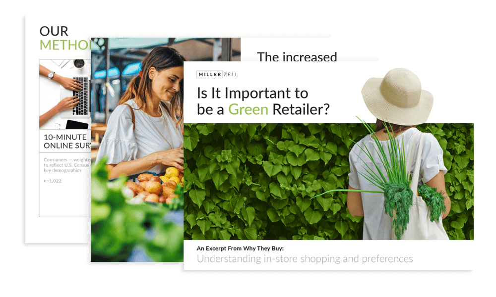 Importance of Green Retailer