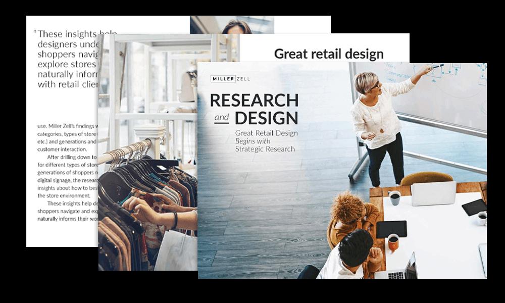 Retail Data-Driven Design